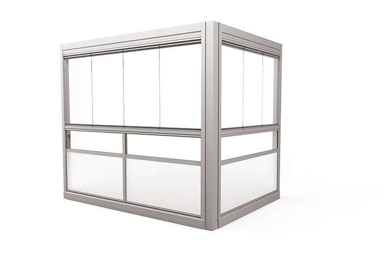 <span>Design Sight</span> Profielvrije ramen – zonder leuning